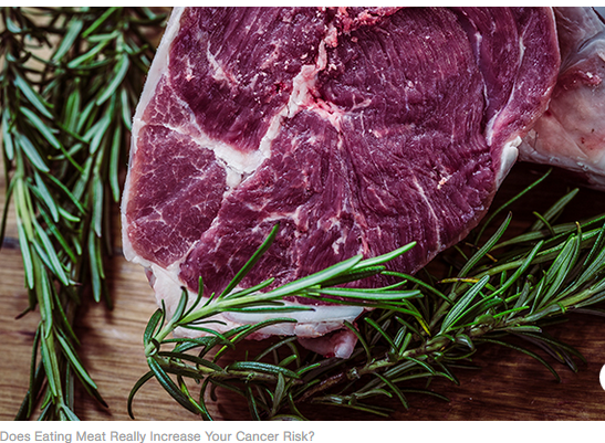 Does Eating Meat Really Increase Your Cancer Risk?