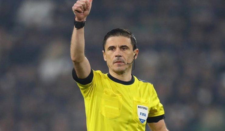 UCL Final 2018: UEFA Announces Referee For Real Madrid Vs Liverpool