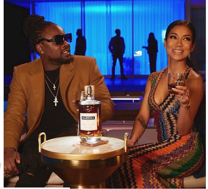 Wale Flexes Million Dollar Look Alongside Jhené Aiko