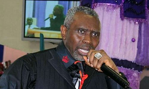 'Eat your tithe and die immediately' – Pastor Ayo Oritsejafor declares