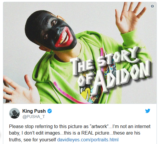 "Finally! Pusha-T Ethers Drake Dissing 6 God's Dad, Mom & Alleged P0rn Star Baby Mama To JAY-Z's ""Story Of O.J."""