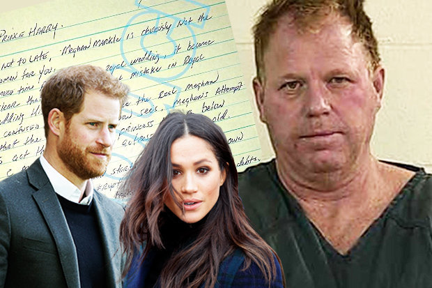 Meghan Markle's Brother Writes Explosive Letter To Prince Harry, Warning Him To Stop The Wedding
