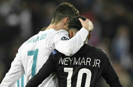 Ronaldo Responds As Neymar Attempts To Seal Real Madrid Move