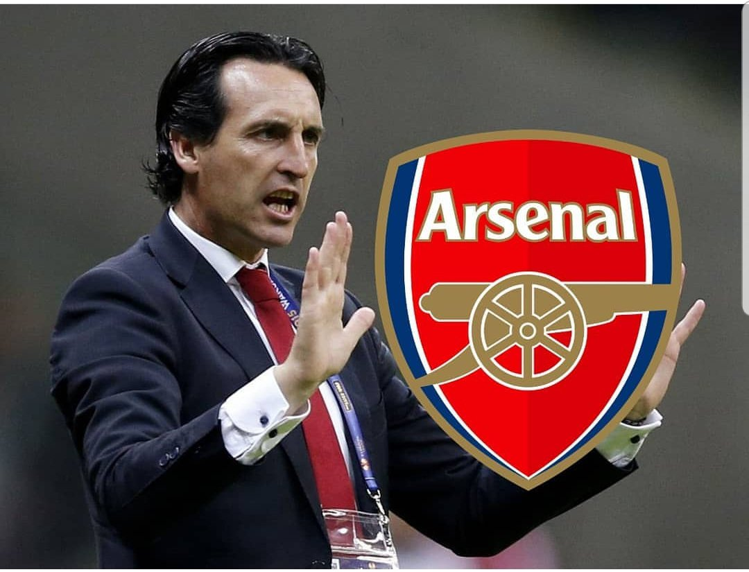 Arsenal have OFFICIALLY made Unai Emery their new manager