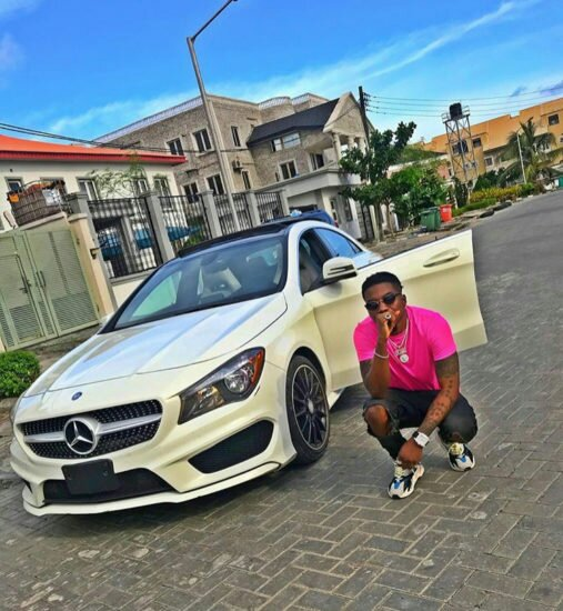 Skiibii Acquires A New Mercedes After He Was Accused Of Scam (Photos)