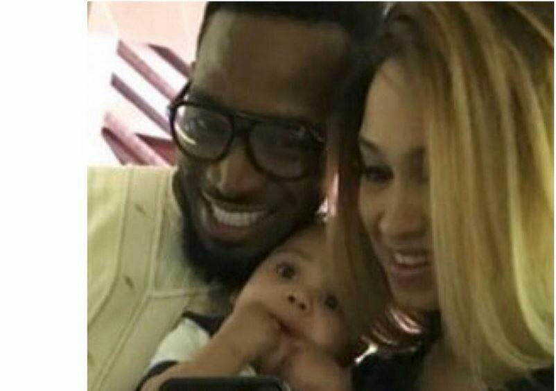 D'banj's Wife Placed On Suicide Watch After Death Of Son In Ikoyi, Lagos