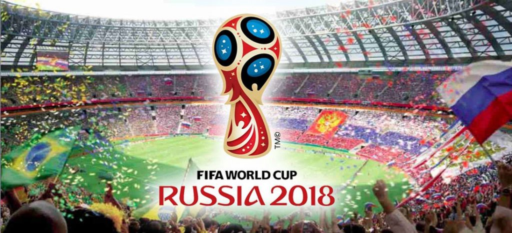 FIFA World Cup 2018: All Groups, Match Fixtures