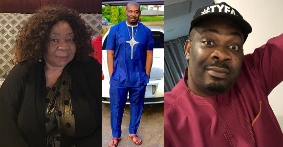 Show the world that your thing is working – Don Jazzy teased by his mom