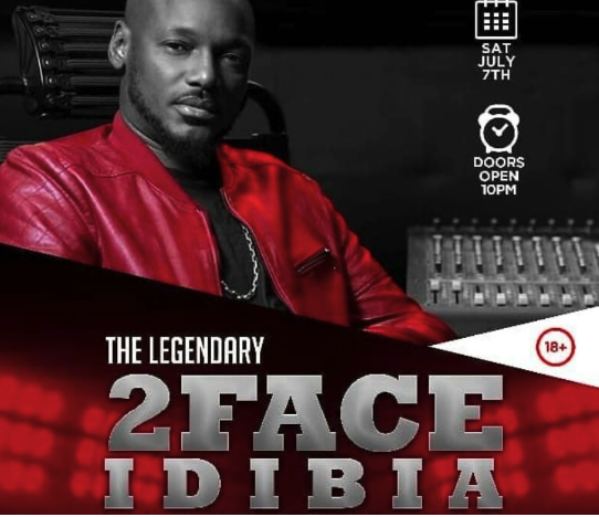2face Idibia Reacts To D'banj's Son's Death