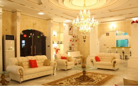 Check Out The Breathtaking Mansions Owned By 5 Nigerian Celebrities (Photos)
