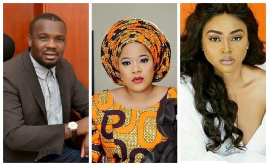 Yomi Fabiyi Rips Toyin Abraham Apart For Claiming Her Vicious Attack On Mercy Aigbe Was A Stunt
