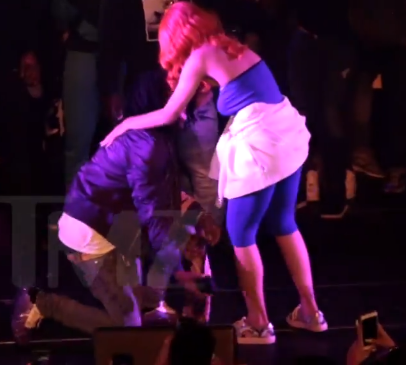 Rapper proposes to girlfriend just less than 48 hours to head to jail