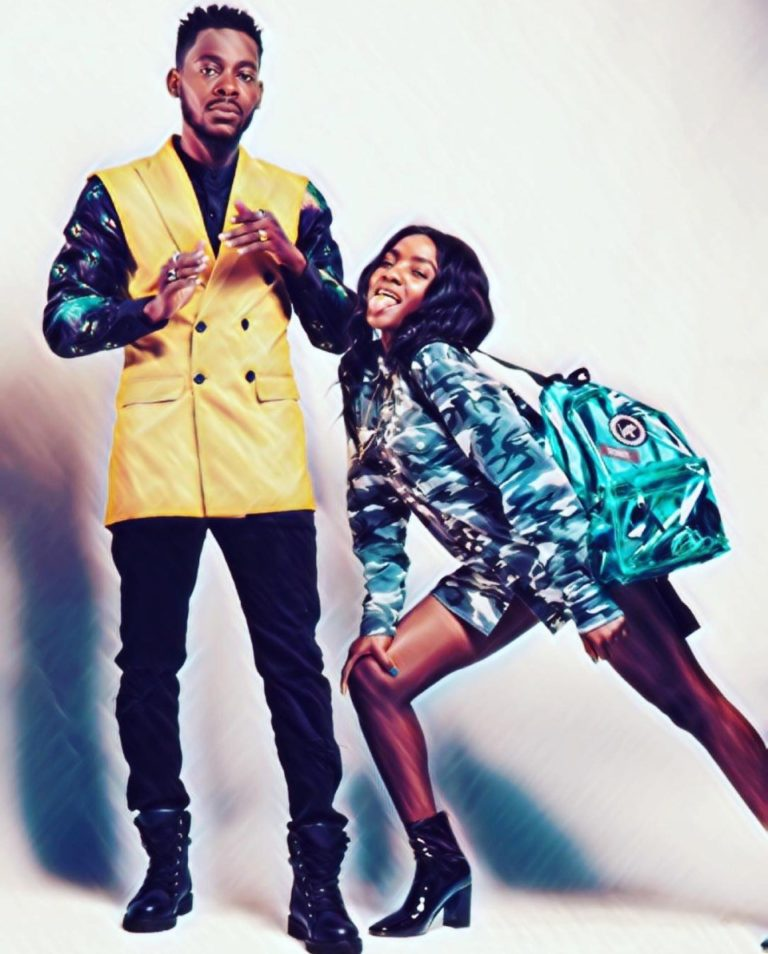 Singer Adekunle Gold Reveals Why He Won't Open Up About Him Dating Simi (Video)