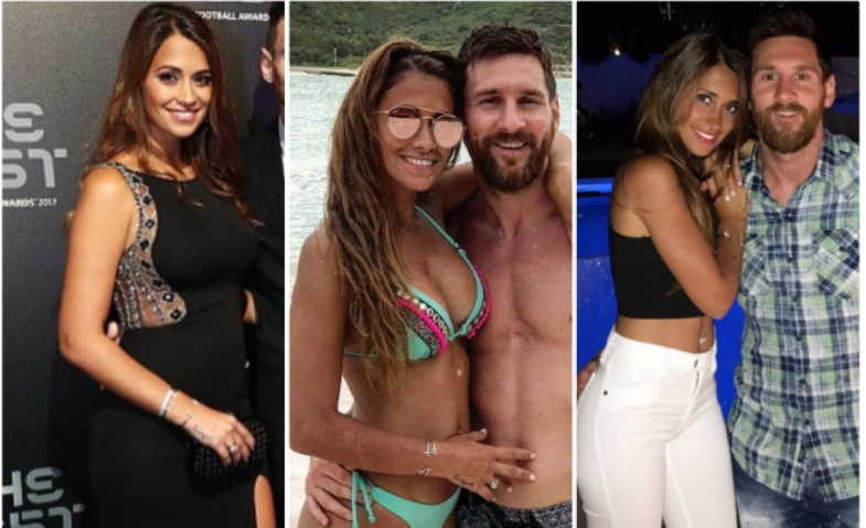World Cup; Lionel Messi's Wife Reacts After Argentina's Victory Over Nigeria (Photo)