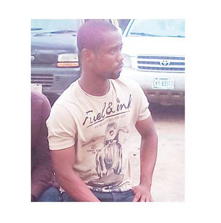 Pastor Gave Me Human Blood To Drink To Overcome Challenges – Suspect (Photo)