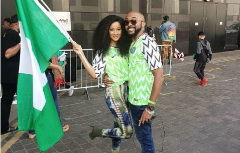 Here's What I Will Tell My Kids About The Super Eagles – Banky W