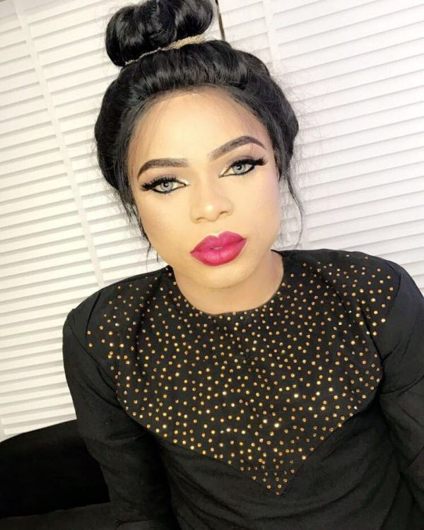 """""""This Dude Is Cute I Can't Deny It"""" – Bobrisky Sets His Sights On BBNaija's Tobi"""