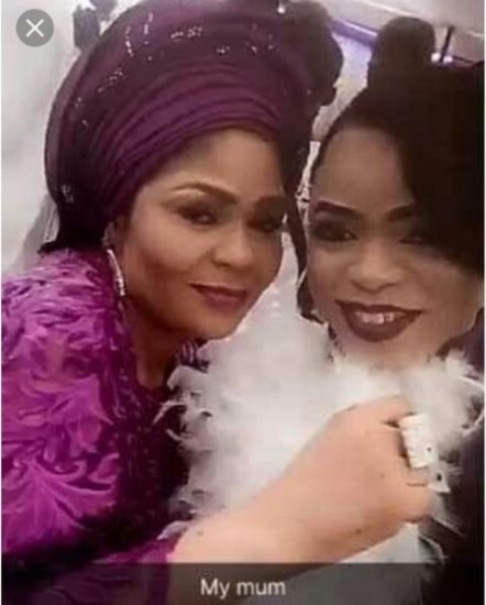 Check Out Bobrisky's Family: Mother, Sisters, Brother (Photos)