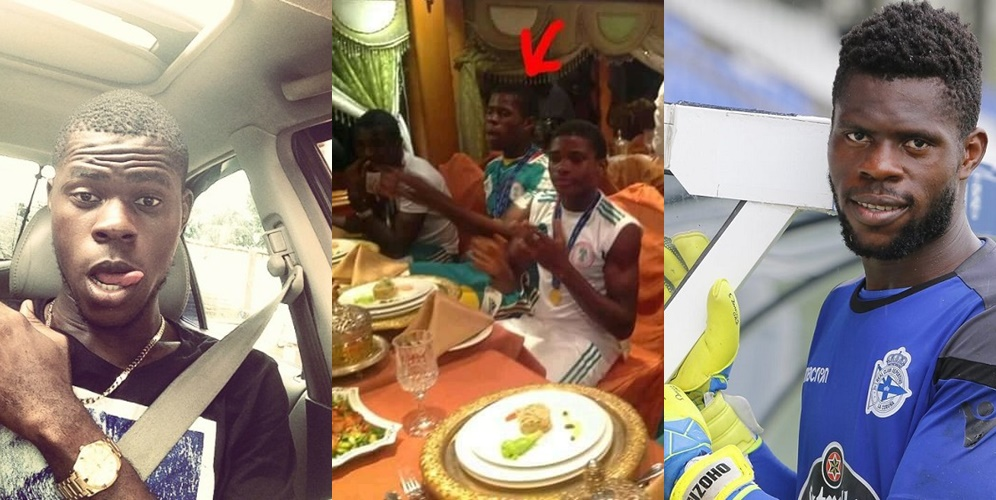 Check Out Some Facts On Super Eagle's 19-year-old Goalkeeper, Francis Uzoho (Photos)