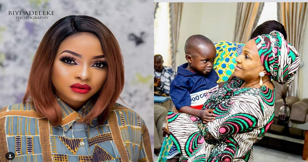 Actress Funmi Awelewa Reveals Shocking Details on Why Little Taju Was Handed Over to the Government