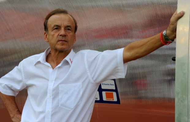 Why Super Eagles Beat Iceland – Rohr