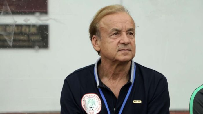 Some Super Eagles Players Very Upset With Gernot Rohr (See Details)