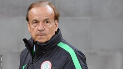 World Cup: 'We have no Goalkeeper Crisis' – Rohr