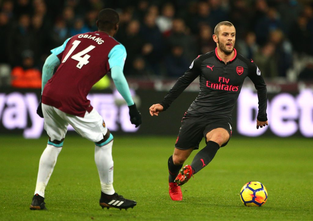 Jack Wilshere confirms Arsenal departure/reveals Unai Emery influence on decision