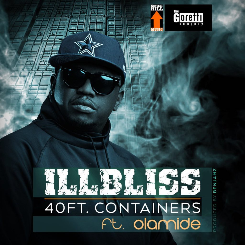 ILLBliss x Olamide 40Ft Container