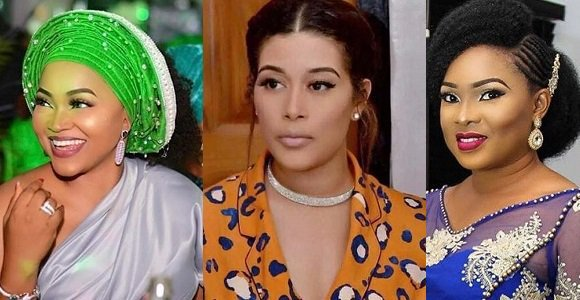 11 Nollywood Actresses Who are Single Mothers and Are Playing the Role of a Father to Their Children (Photos)