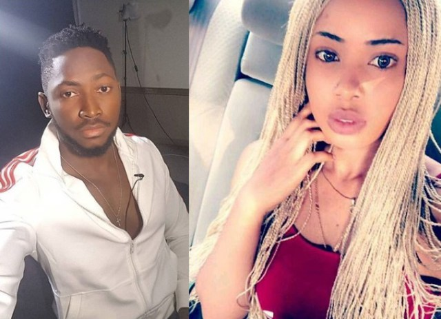 Nina Tattoos Miracle's Name On Her Hand #BBNaija (Photo)