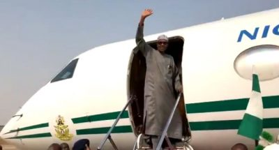 Buhari set for 2-day Working Visit to Morocco