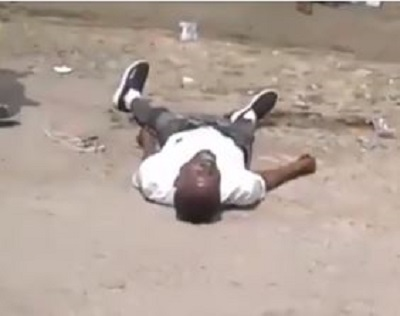 Police Reacts To Reports Of Man Allegedly Shot In Ojota, Arrest Officers Involved