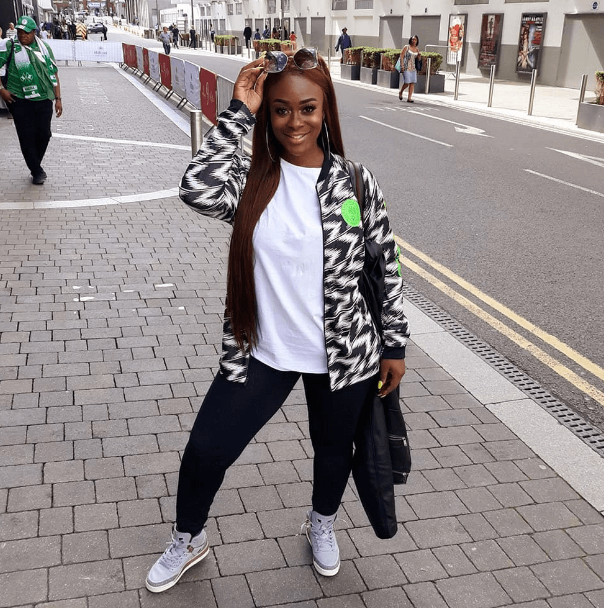 Here's How Celebrities Are Styling Their Nike Super Eagles Kit