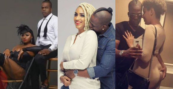 Iceberg Slim Ends Relationship With Juliet Ibrahim, Sparks Dating Rumours With Another Lady