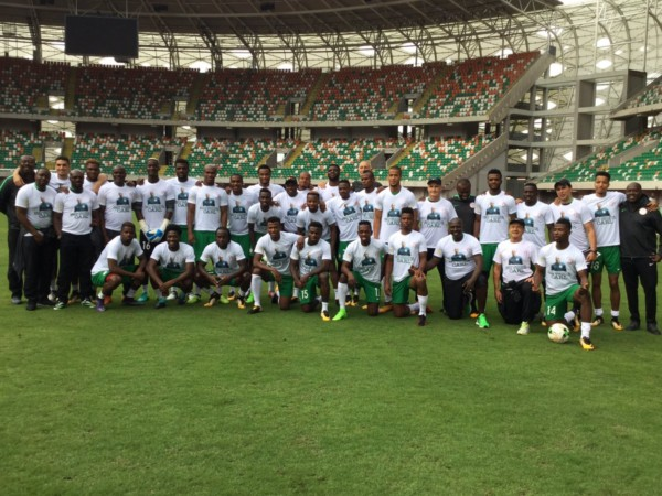 Super Eagles Physiotherapist & Equipment Manager Denied Austrian Visa For Pre-World Cup Camping