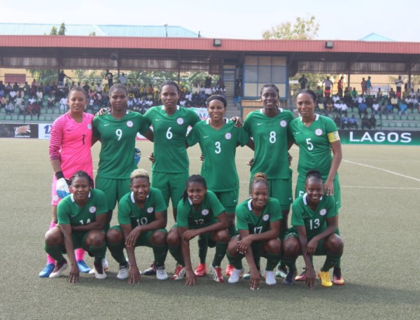 Super Falcons qualify for 2018 African Women's Cup of Nations