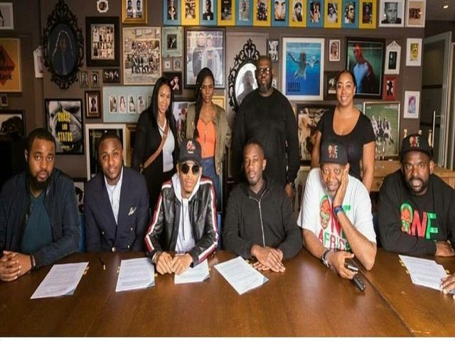 Tekno Signs Deal With Universal Music Group, Island Records
