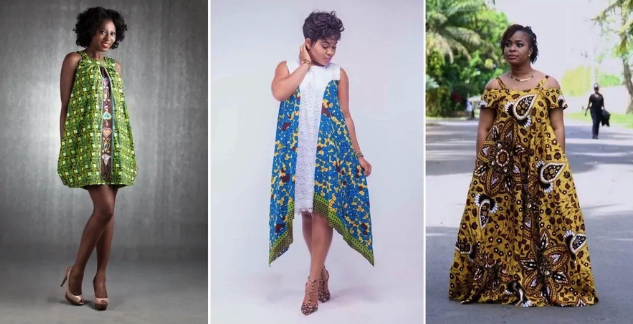15 Beautiful Maternity Gowns With Ankara