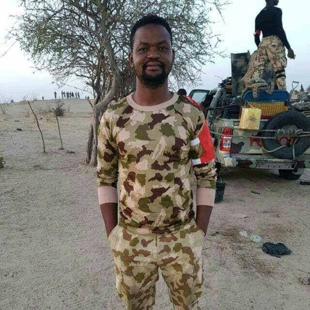Soldier Killed Along With 8 Colleagues After Boko Haram Ambush In Borno (Photo)