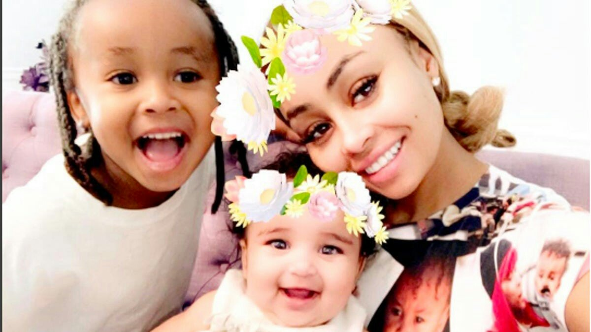 None Of My Baby Daddies Pay Me Child Support – Blac Chyna