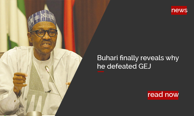 buhari says why he defeated goodluck slide