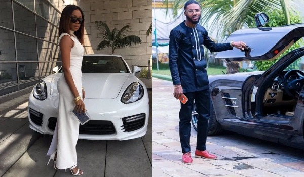 The Most Expensive Car in Nigeria and the Owner (Photos)
