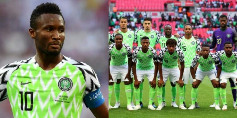 Mikel Obi Slams Croatia Decision To Rest Star Players Against Iceland