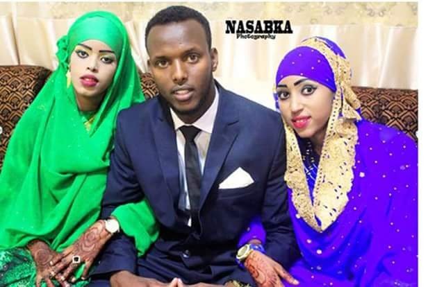 Young Man Weds Two Women At Once In Kenya, Encourages Other Men To Do Same
