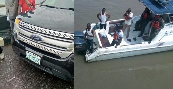 More Details Emerge On Woman That Jumped Into Lagos Lagoon (Photos+Video)