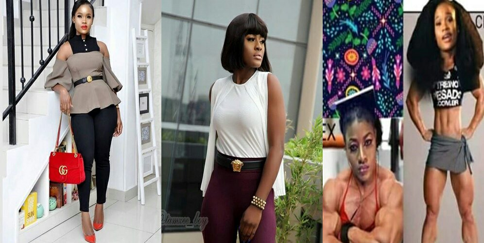 """Tobi Will Sleep With You And Dumb Your Dirty Igbo Ass, lousy n arrogant Bitch"" – Online Troll slam Alex and Cee-c"