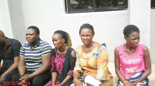 'I sold my baby to raise money for my other Children- 22yr old Arrested Lady