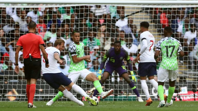 England vs Nigeria: Rohr Reveals Why Super Eagles Lost 2-1 At Wembley