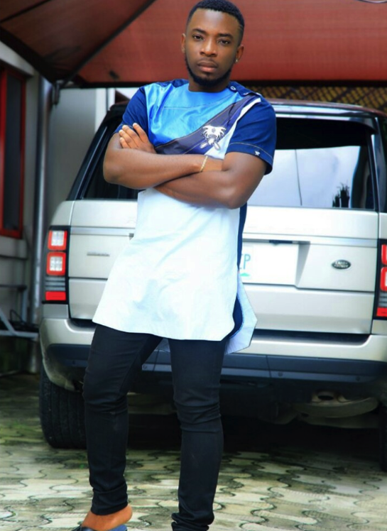 Linda Ikeji's Brother Looks Chic In New Pictures